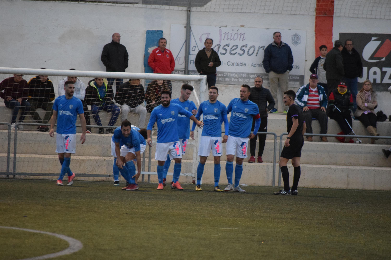 CD MINERA 0 - 1 MAR MENOR FC.