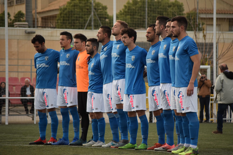 CHURRA 0 - 1 MAR MENOR FC.