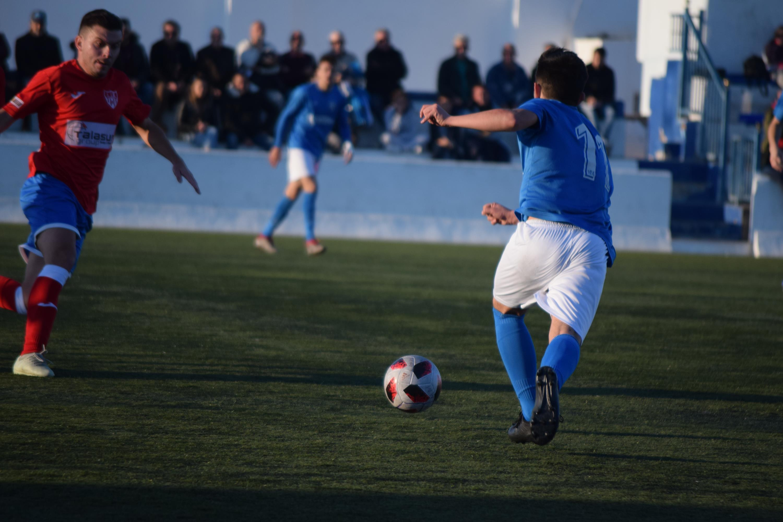 MAR MENOR FC 1 - 2 LA UNIÓN.
