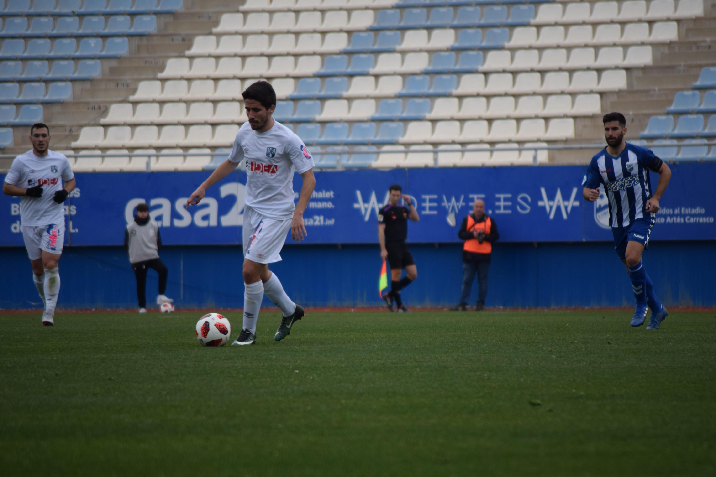 LORCA FC 1 - 0 MAR MENOR FC.