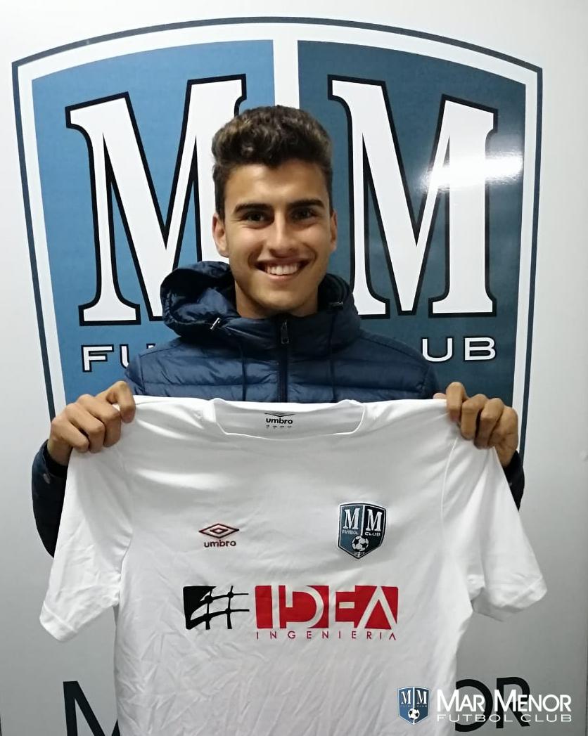 Nebil Ibáñez nuevo jugador de Mar Menor F.C.