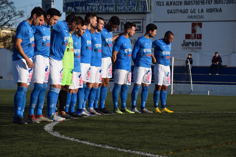 MAR MENOR FC 0 - 0 UCAM MURCIA CF B.