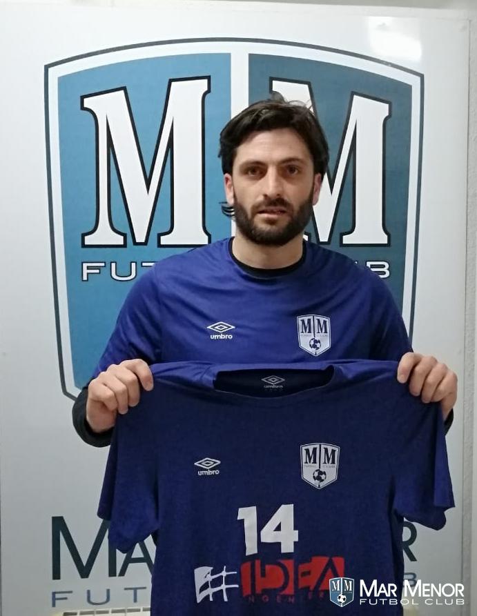 Joseto López, pólvora para el Mar Menor FC.