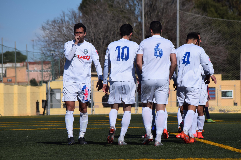 SFC MINERVA 1 - 2 MAR MENOR FC.