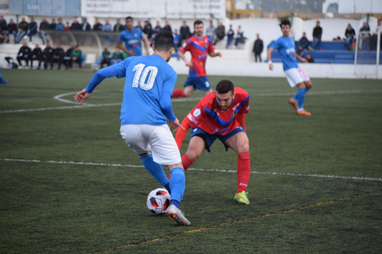 MAR MENOR FC 0-1 MAZARRÓN FC.