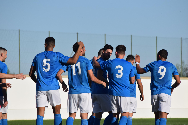 MULEÑO CF 0-4 MAR MENOR FC.
