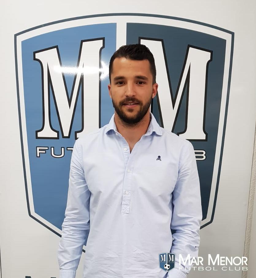 Omar Nicolás se incorpora cómo nuevo Director Deportivo.