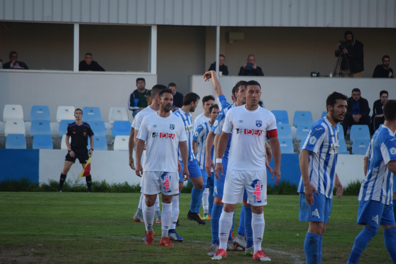 ÁGUILAS FC 1-0 MAR MENOR FC.