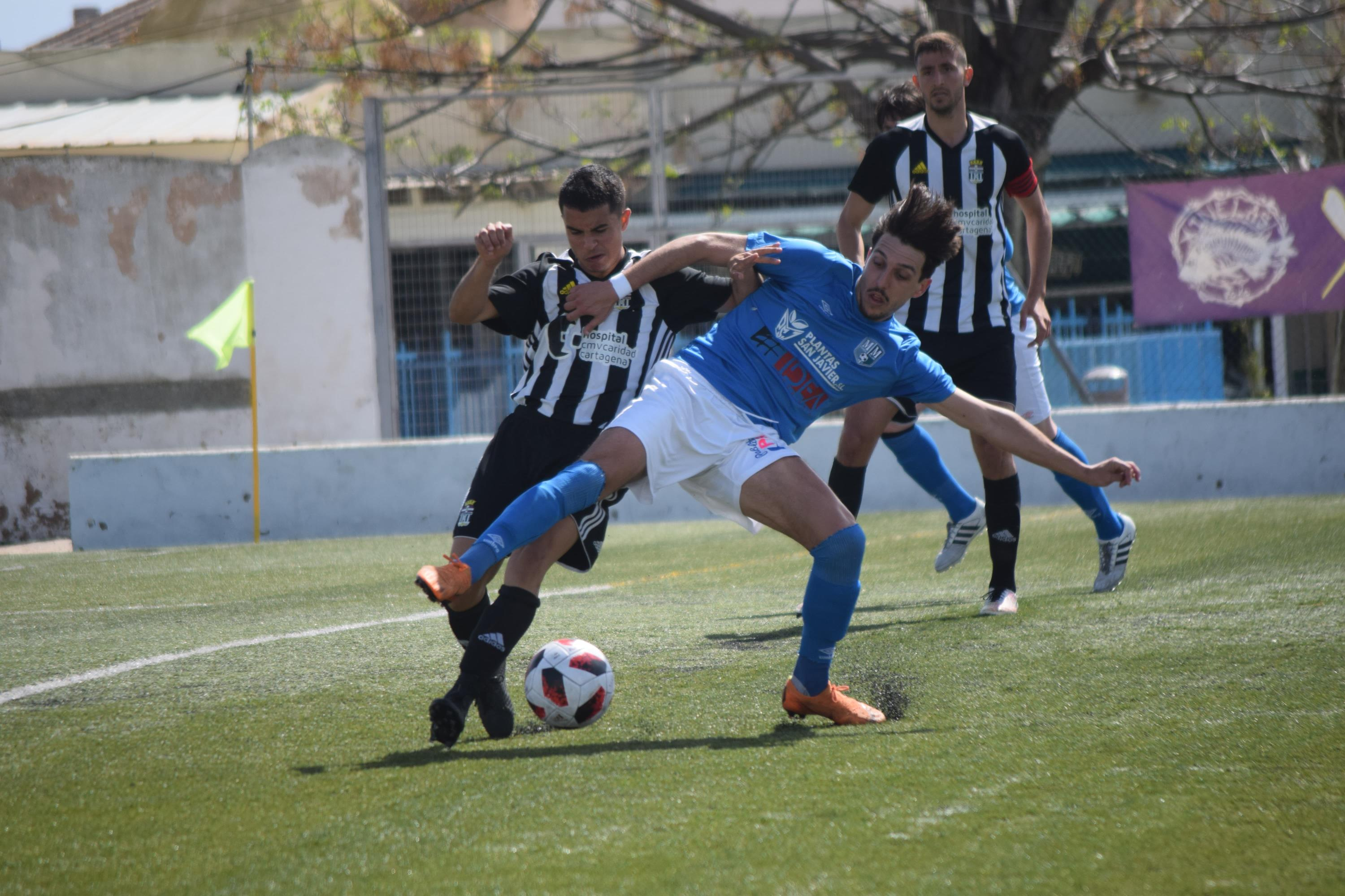 MAR MENOR FC 0-0 FC CARTAGENA B.