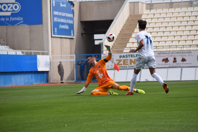 CF LORCA DEPORTIVA 2-1 MAR MENOR FC.