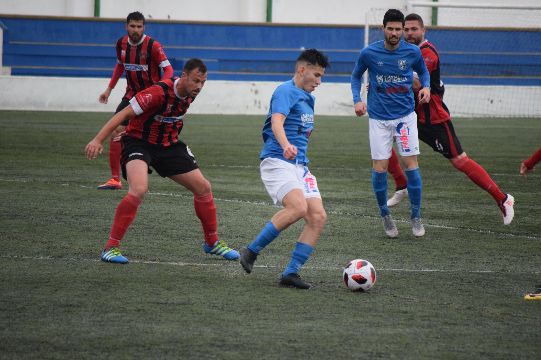MAR MENOR FC 0-1 CA PULPILEÑO.