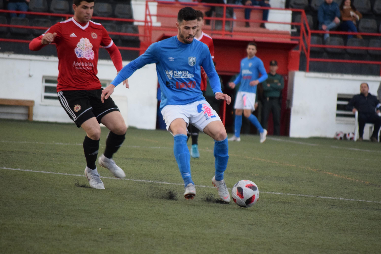 HUERCAL-OVERA CF 1-2 MAR MENOR FC.