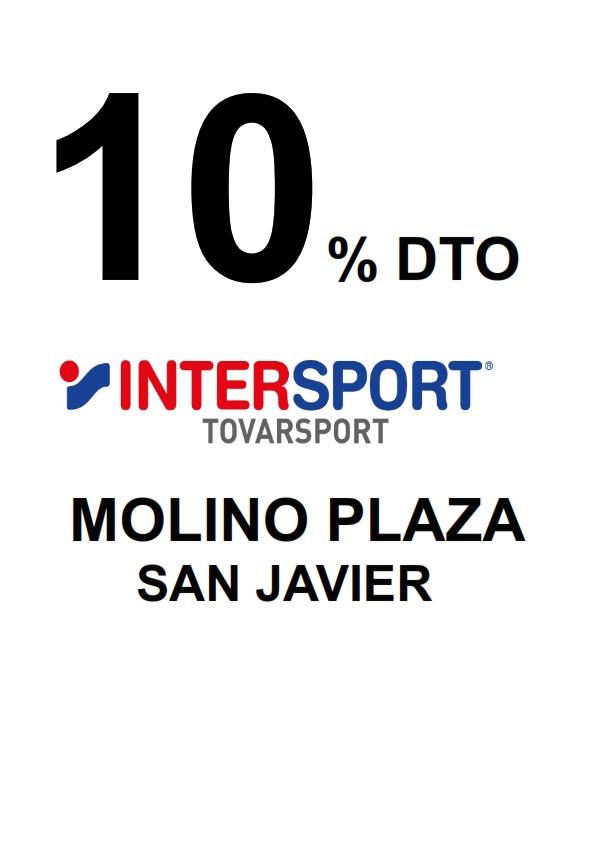 Acuerdo de Intersport San Javier y la escuela de fútbol
