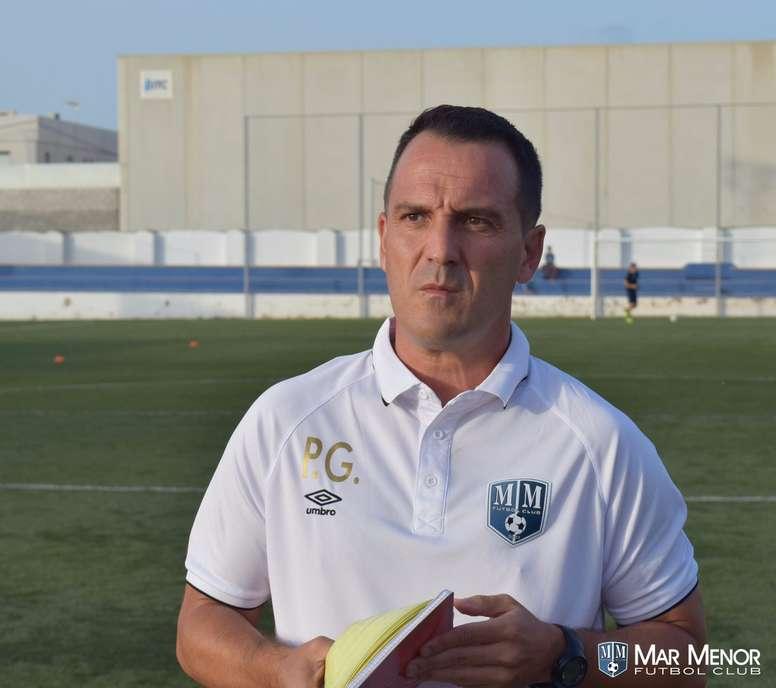 Paco García coge las riendas del Mar Menor FC 2019-20.