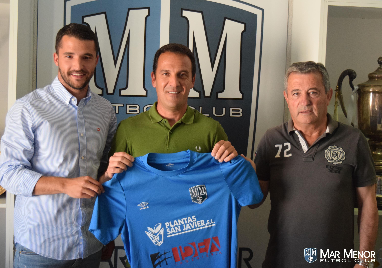 El Mar Menor FC 2019-20 echa a andar.