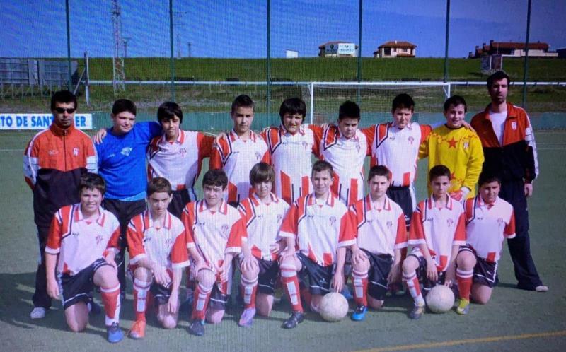 Equipo Infantil - B, Temp. 2010/11