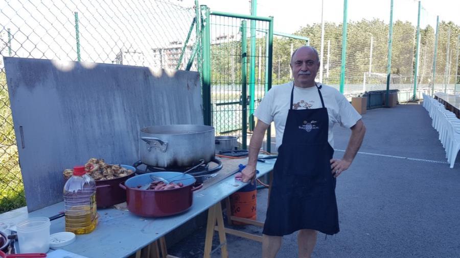 ¡¡¡El cocinero mayor del Reino!!!