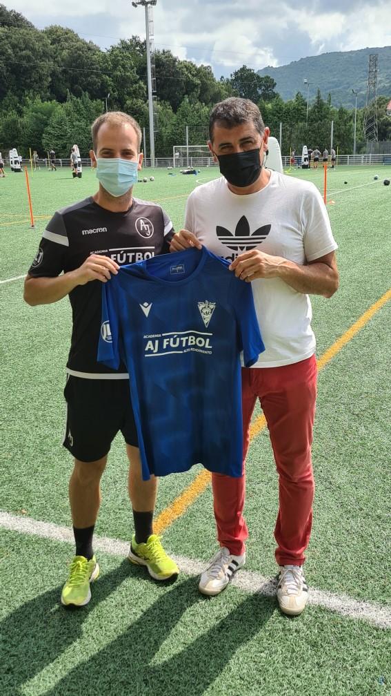 sdsNueva colaboración entre AJ Fútbol y el CD Monte