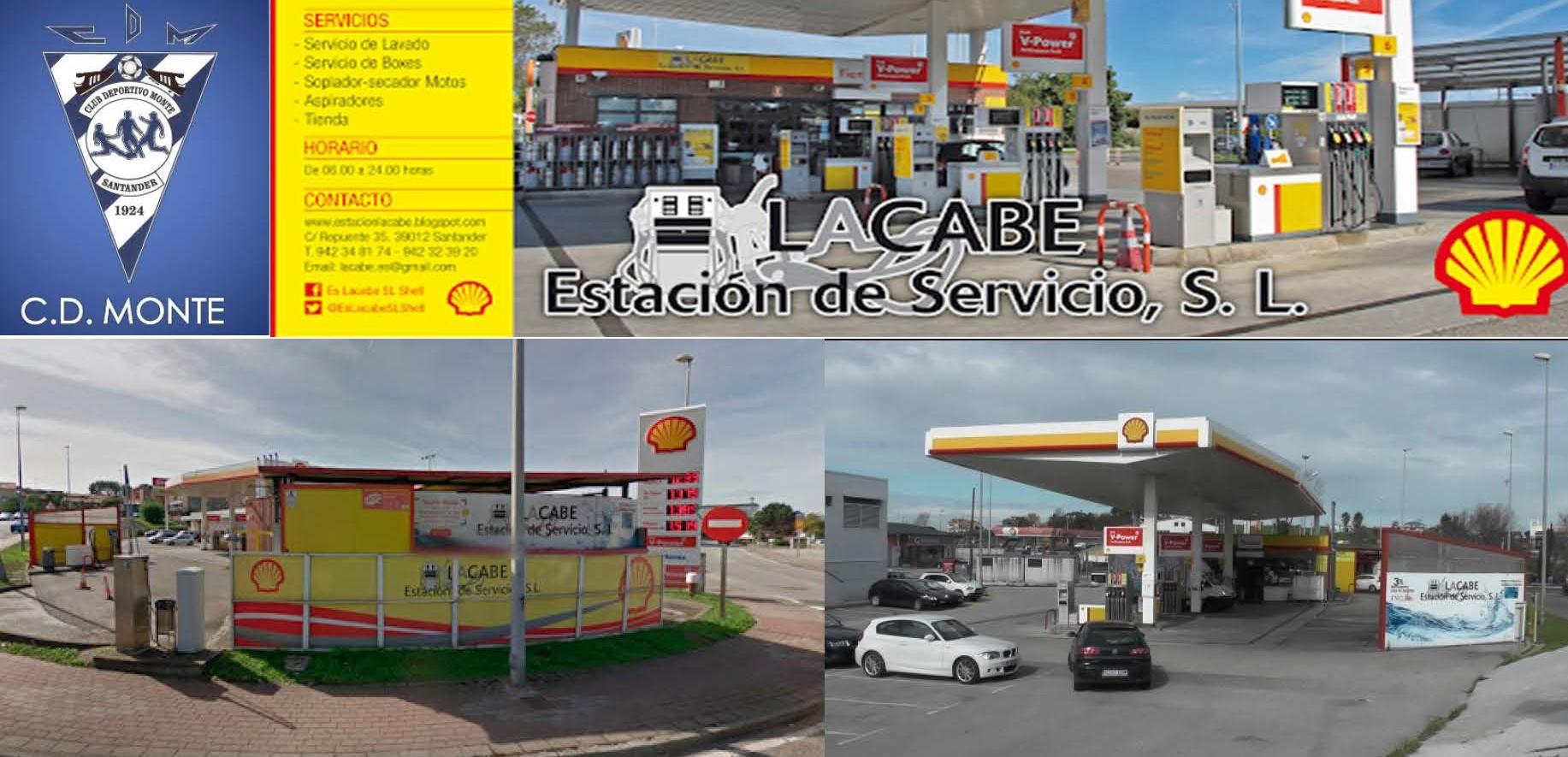 sdsEstación de Servicio Shell Lacabe