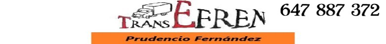 PRUDENCIO FERNÁNDEZ ORTIZ (TRANS-EFREN)