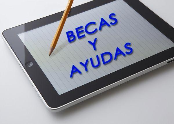 SE AMPLIA EL PLAZO HASTA EL VIERNES 30 DE AGOSTO. BECAS Y AYUDAS 2019-2020