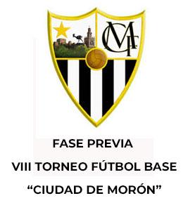 """VIII TORNEO DE FÚTBOL BASE """"CIUDAD DE MORÓN"""""""