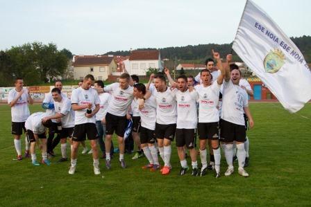 Celebración del equipo