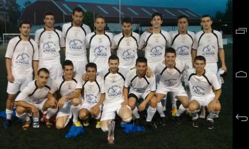 Trofeo A Peregrina 2014