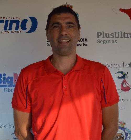 Manu Roque (coordinador fútbol base)