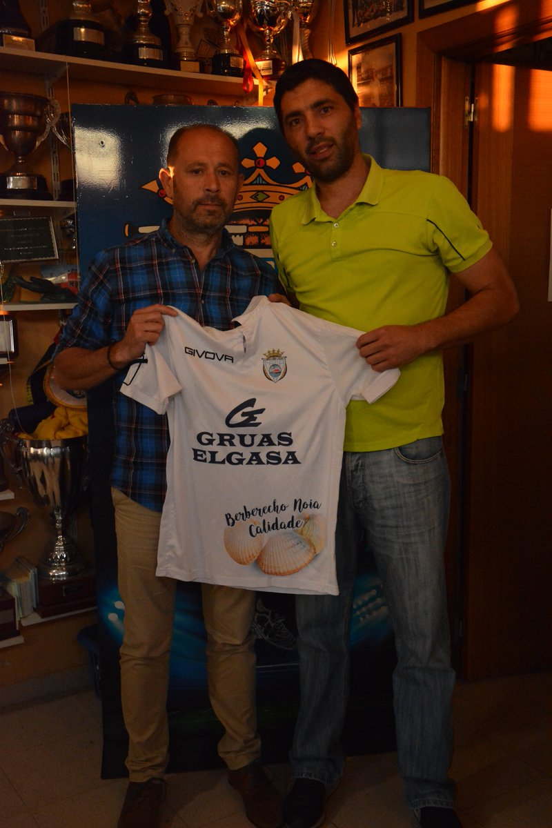 Manu Roque (Coordinador CF Noia)