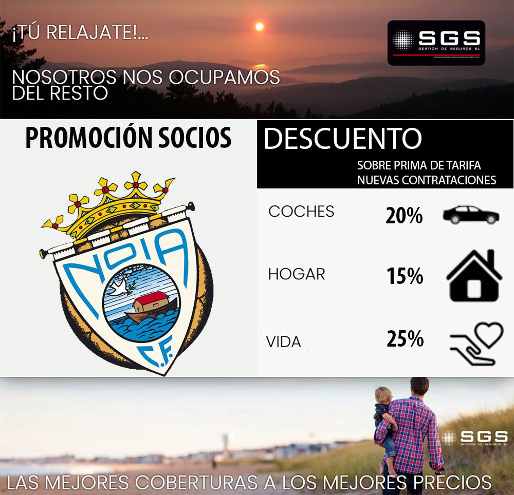 sdsCANAL PROMOCIONS CLUB DE FUTBOL NOIA.
