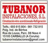TUBANOR INSTALACIONES