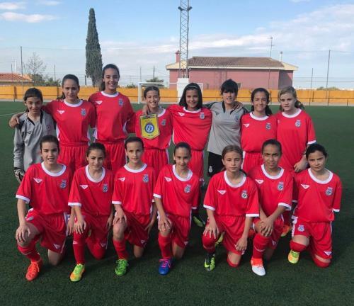 Convatòria selecció valenciana sub-12 femenina