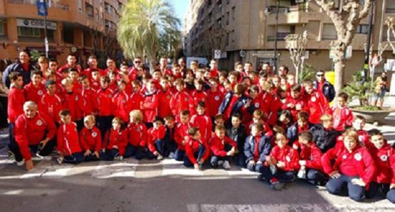La FEBO torna a col·laborar amb la Creu Roja el diumenge de Fira