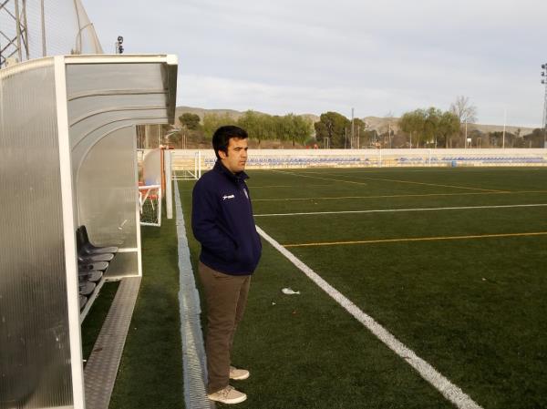 José Mollà (entrenador Prebenjamí B):