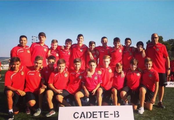 El Cadet B s'emportà el LLosa Cup