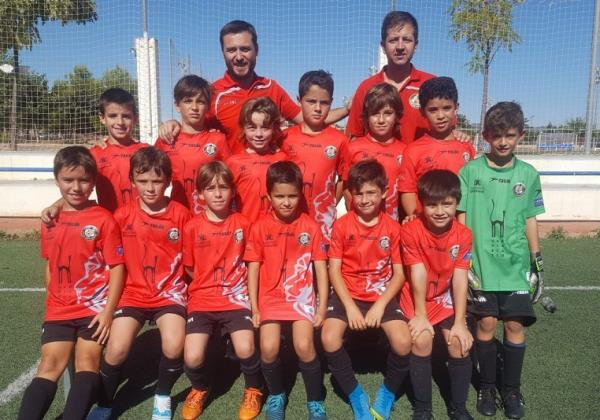 El Benjamí B es classifica per la fase final de la Copa
