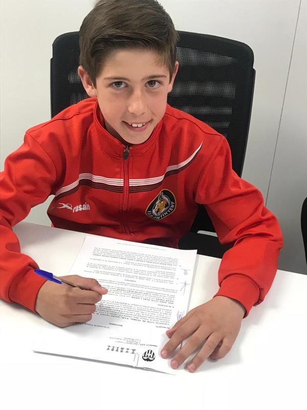 Jaume Durà, signa amb el València CF