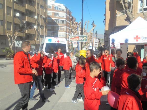 FEBO i Creu Roja tornen a creuar els seus camins