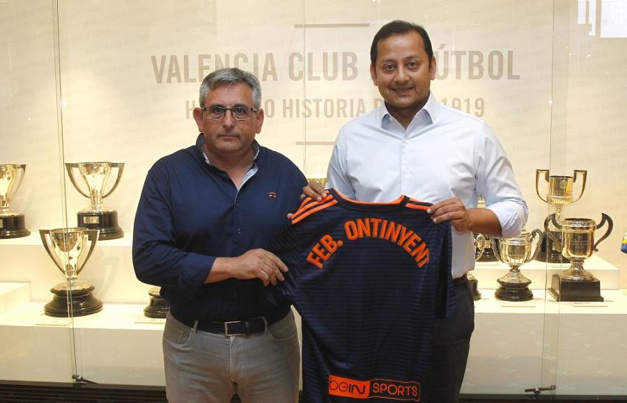 La FEBO enceta una nova etapa de conveni amb el València CF