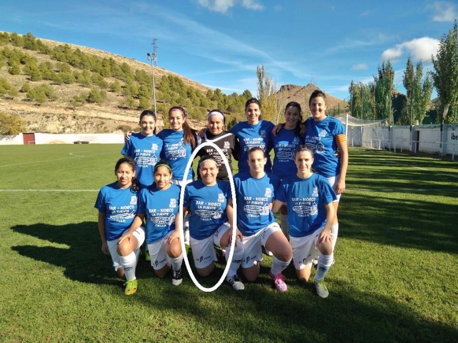 Laura Perigüell reforça l'Amateur Femení de la FEBO