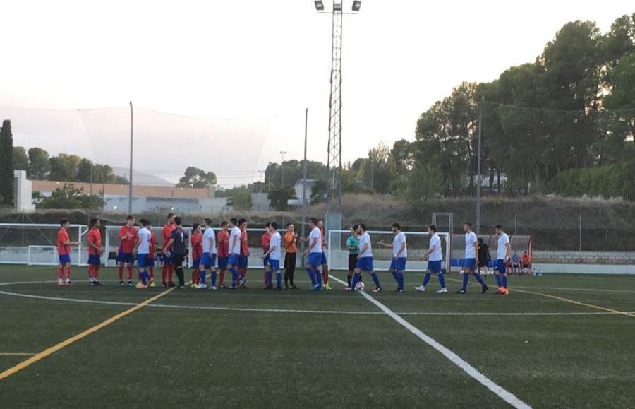 El Sant Rafel tanca la pretemporada amb un empat davant el CF Aielo