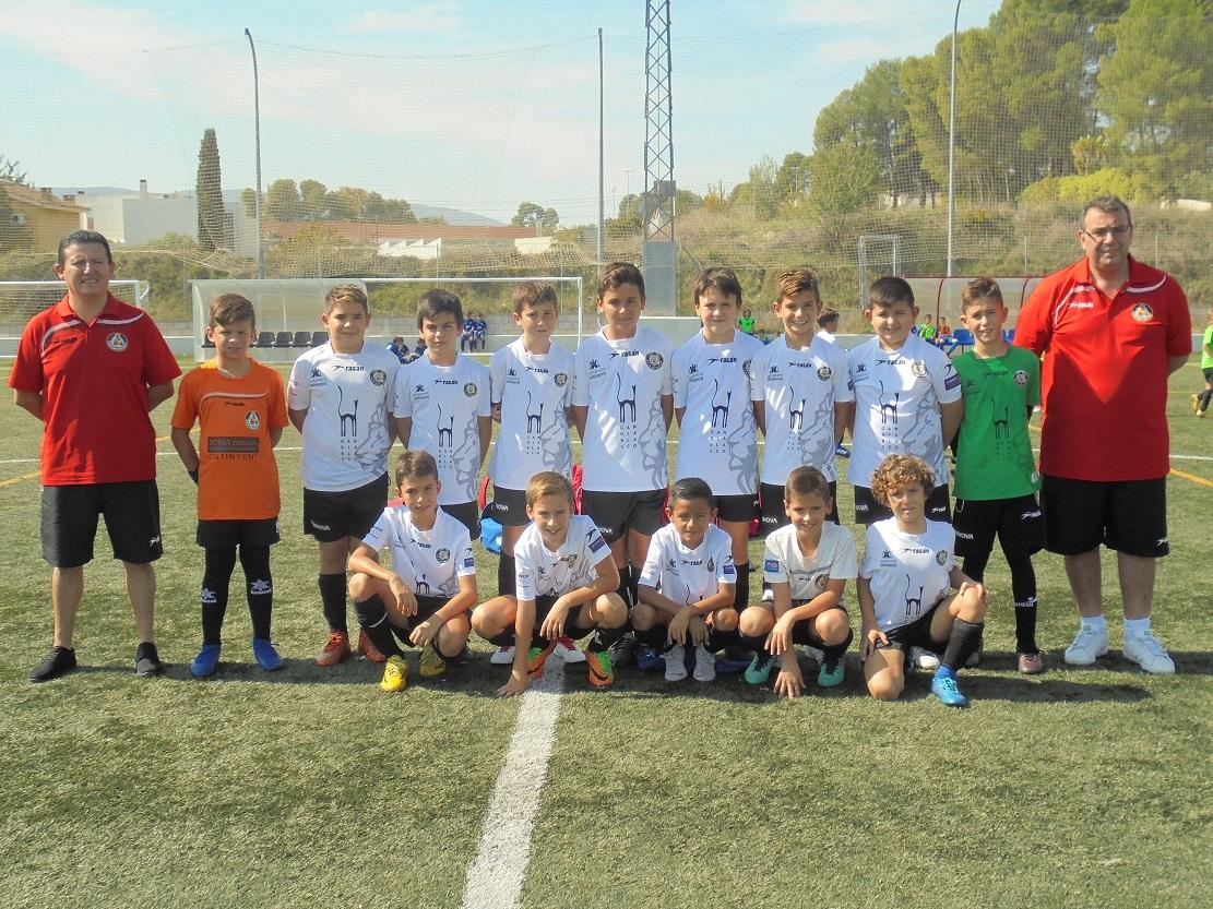 Diumenge torna la Copa per l'Aleví B