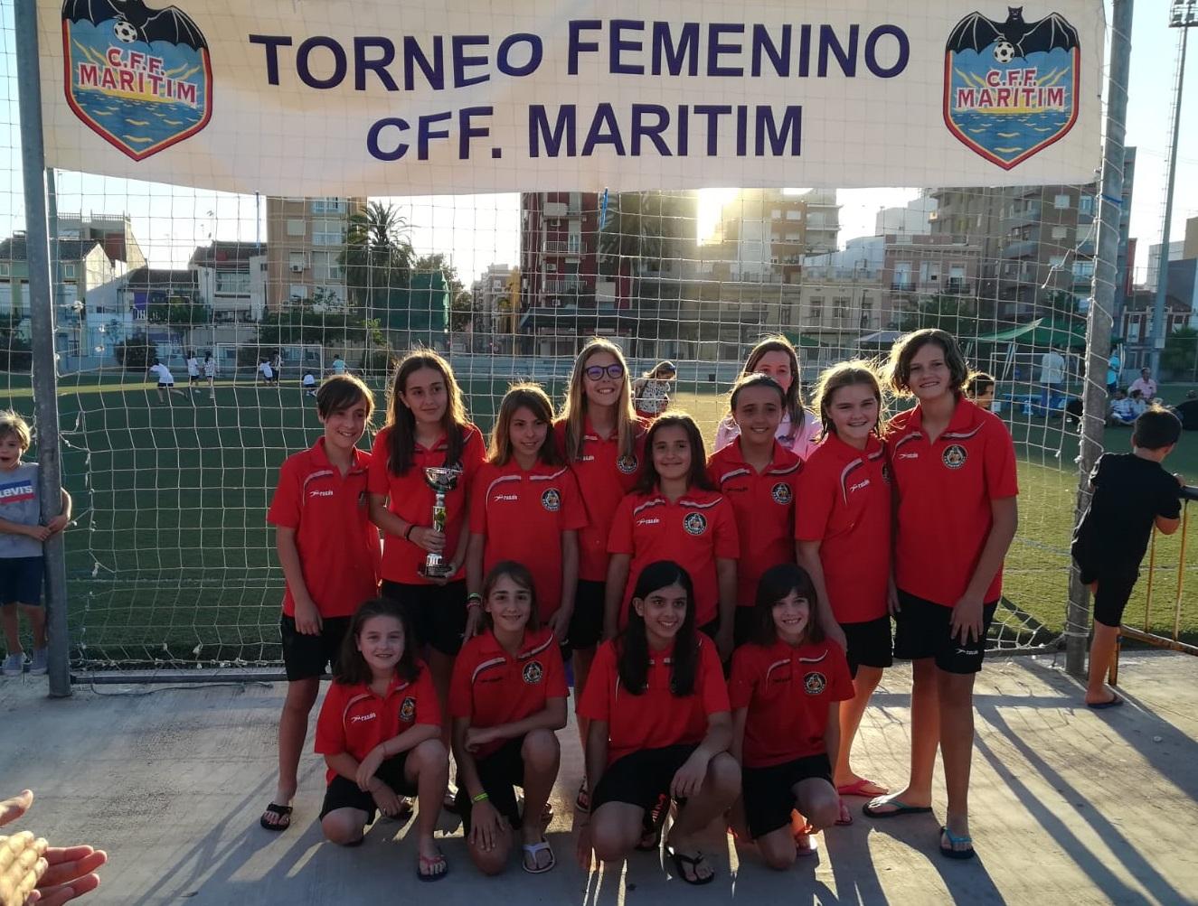El futbol femení de la FEBO regna a la capital del Túria