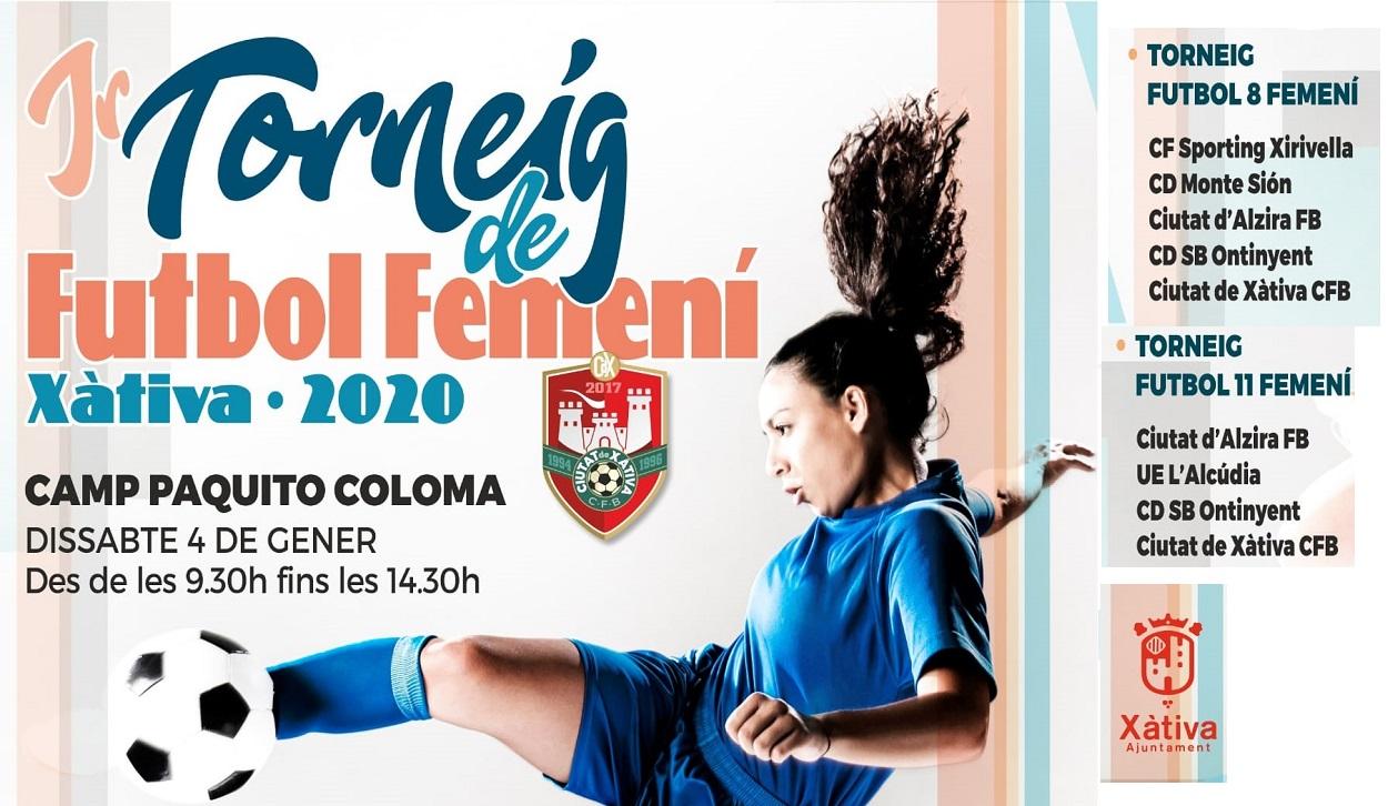 Aleví i Cadet Femení estrenen el 2020 a Xàtiva