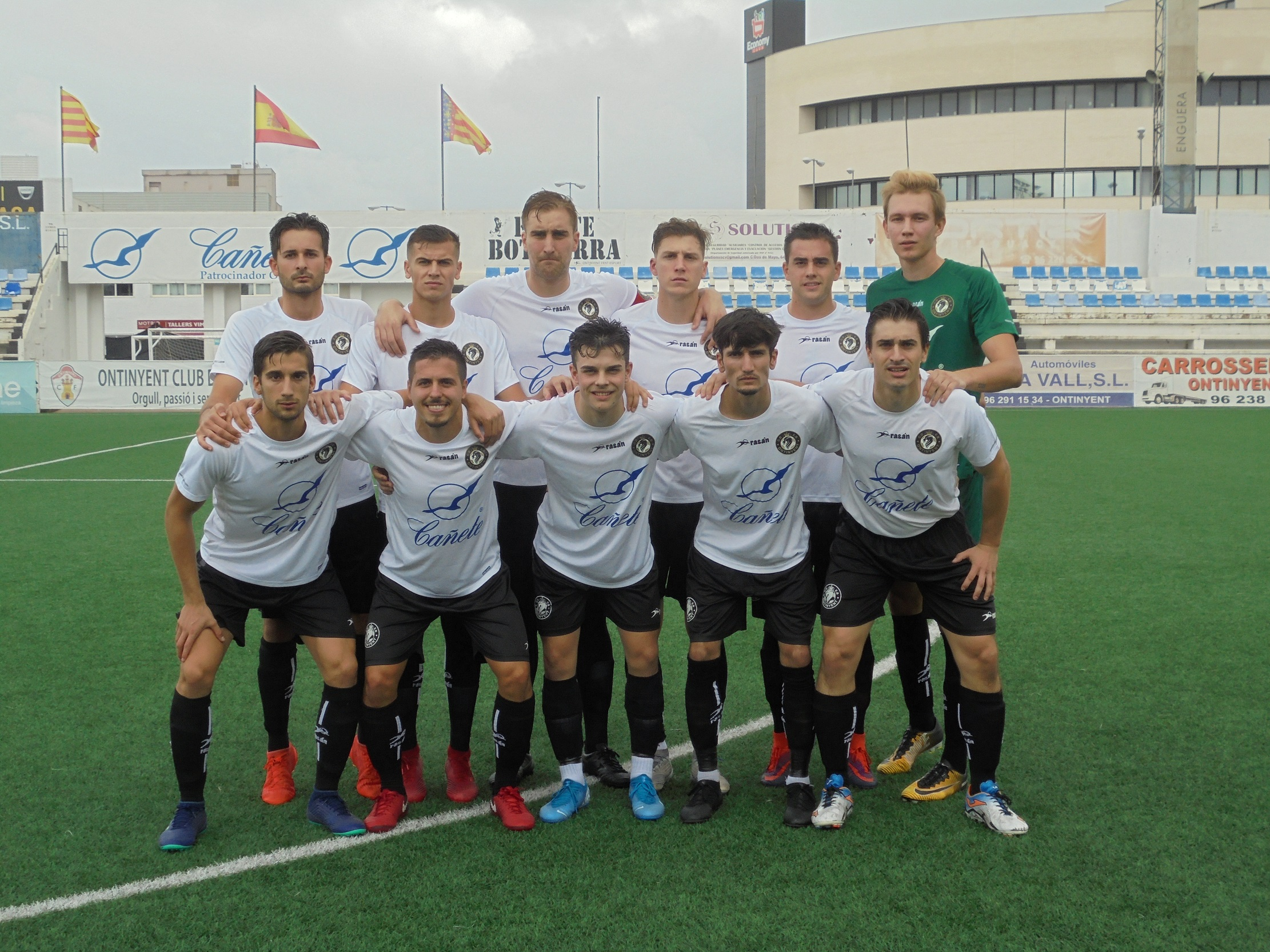 Comença la 2a volta el Deportivo Ontinyent