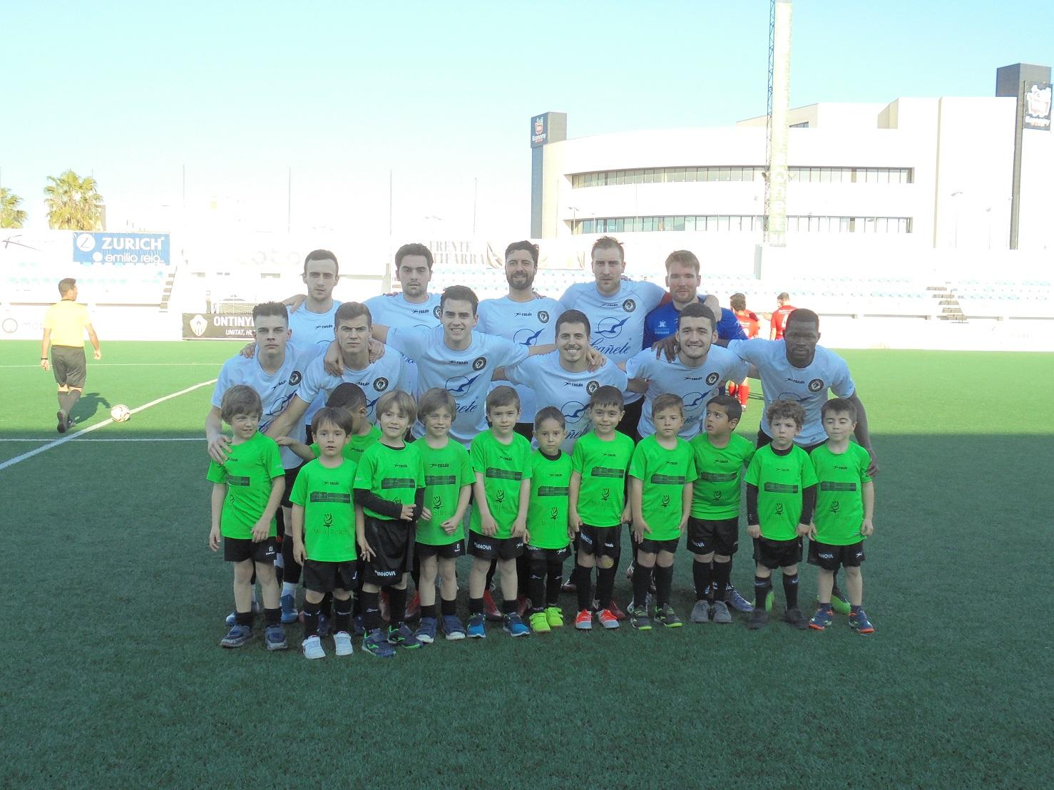 Justa victòria del Deportivo Ontinyent