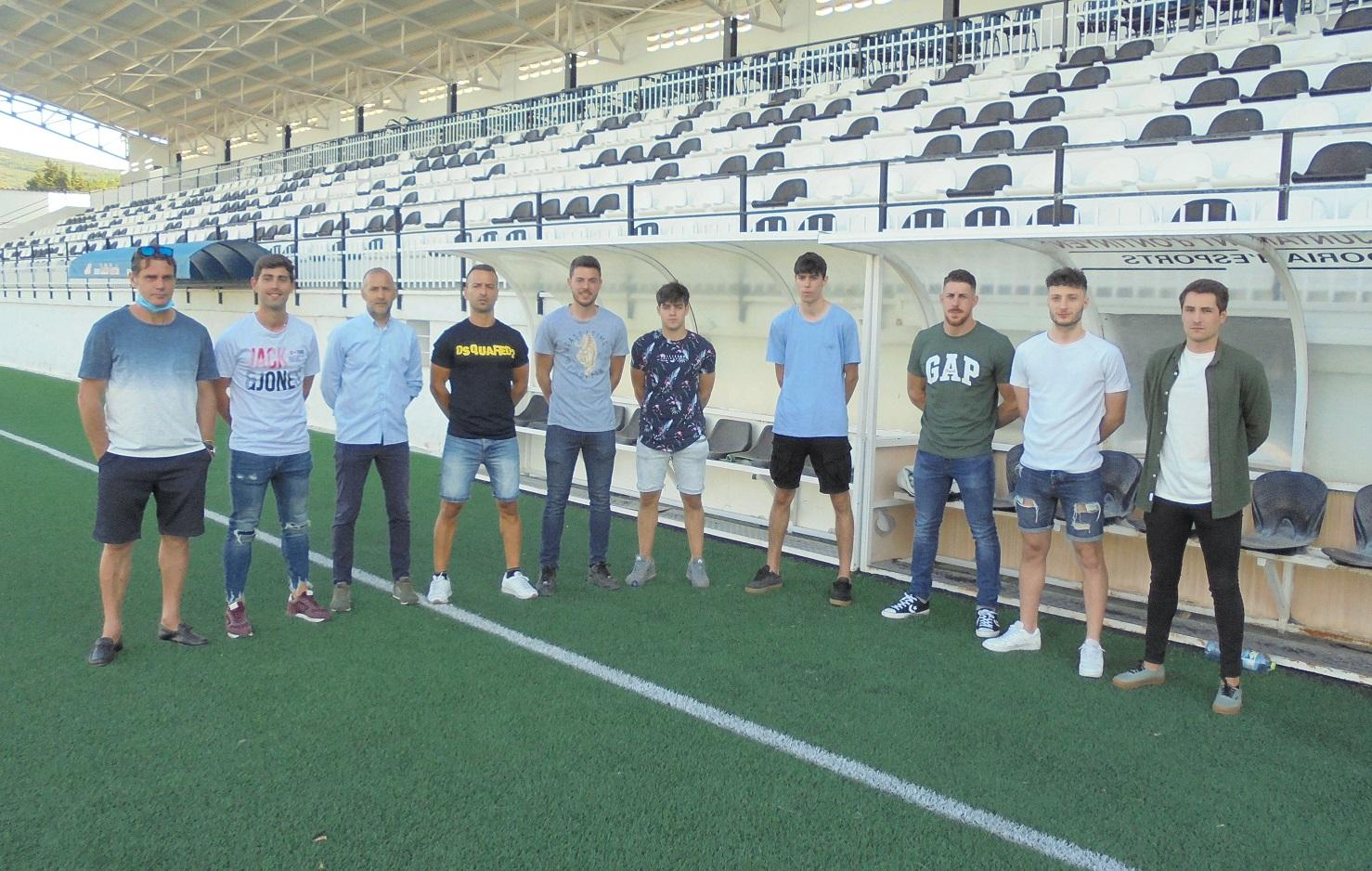 Nou cares noves al nou projecte del Deportivo Ontinyent