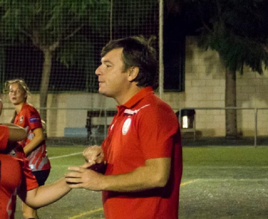 El Coordinador del Futbol Femení ens fica al dia