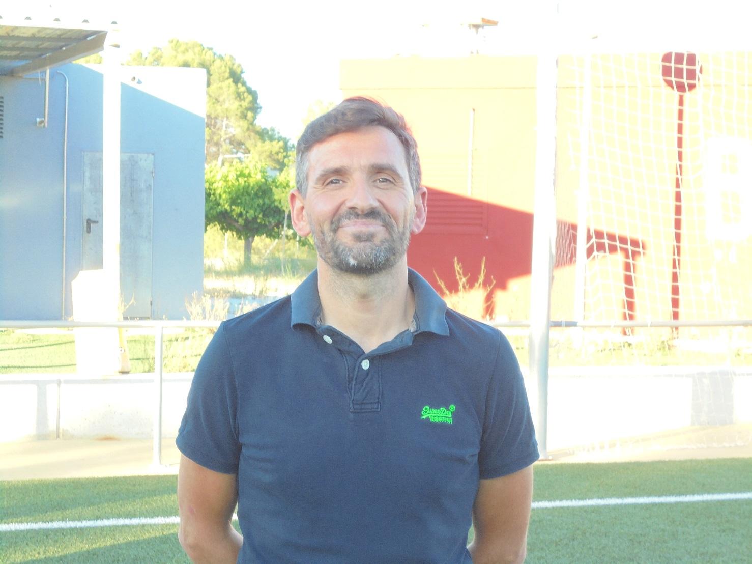Ivan Ferri és el nou entrenador de l'Aleví B